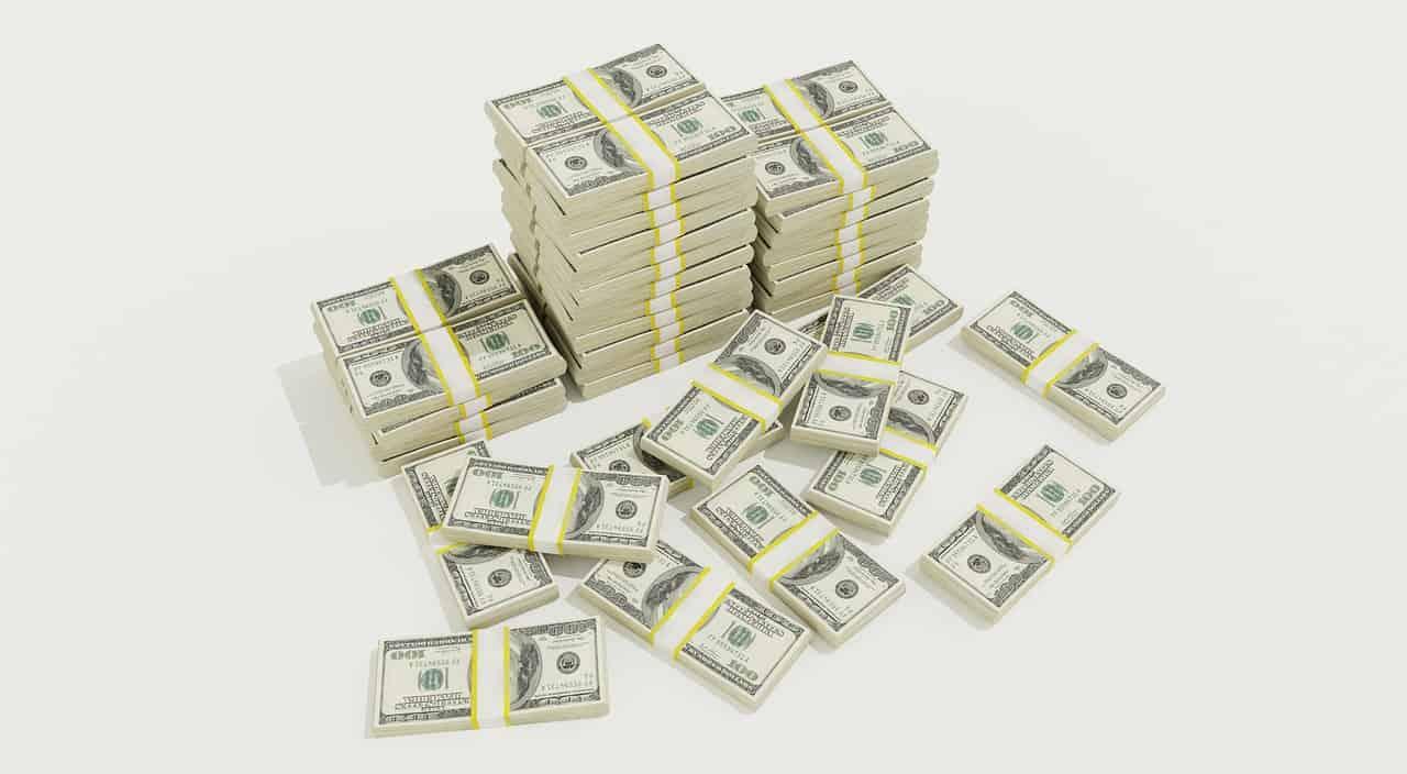 הרבה כסף