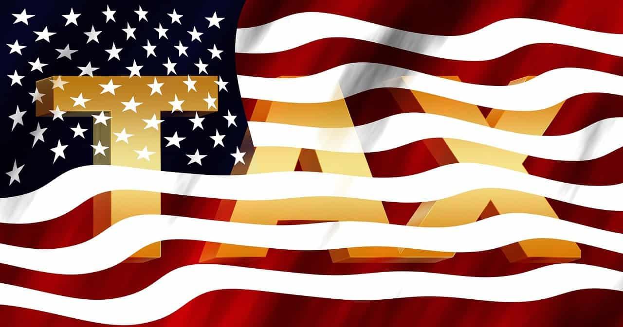 מיסים על דגל ארהב